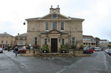 Wetherby, Wetherby Town Hall, West Yorkshire © David Morris